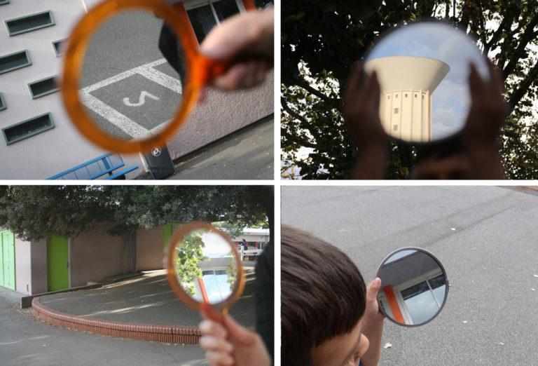 Atelier de photographie avec Miroir