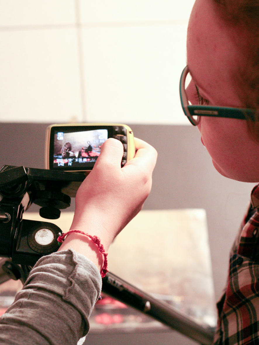 Atelier Stop-Motion / Film d'animation