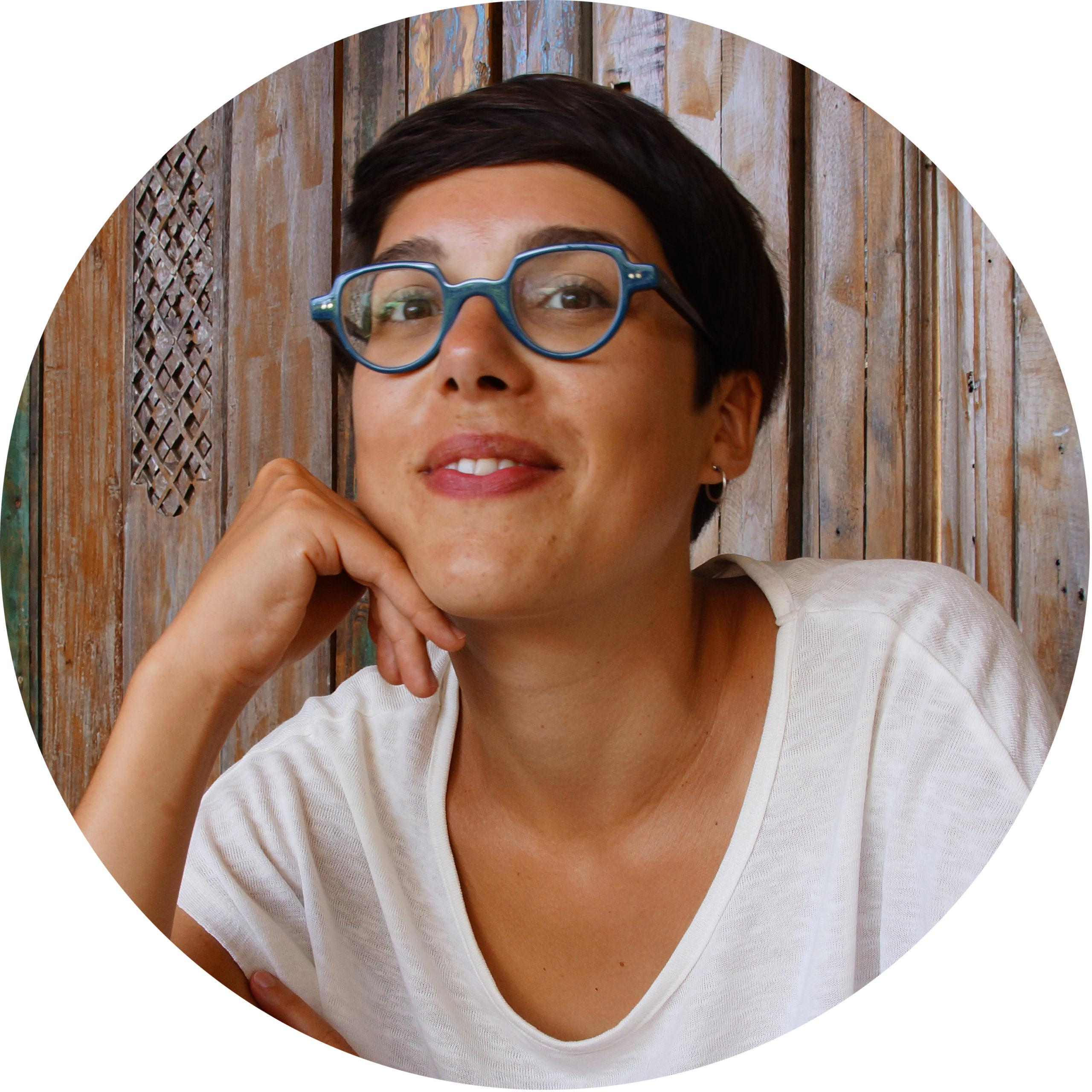 Marion Tillier Portrait